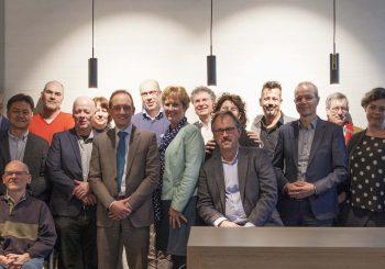 Ondertekening onderzoeks-overeenkomst tussen CWN en de VU